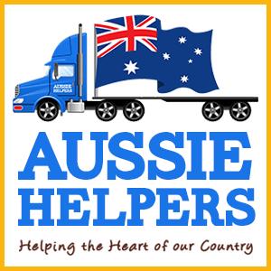 Aussie Helpers Logo