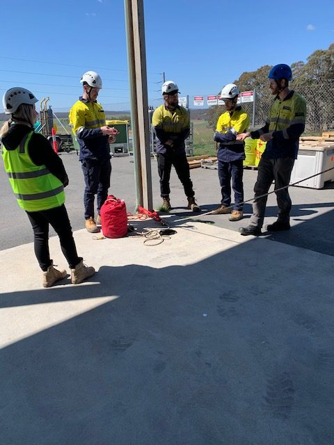 GWO Training