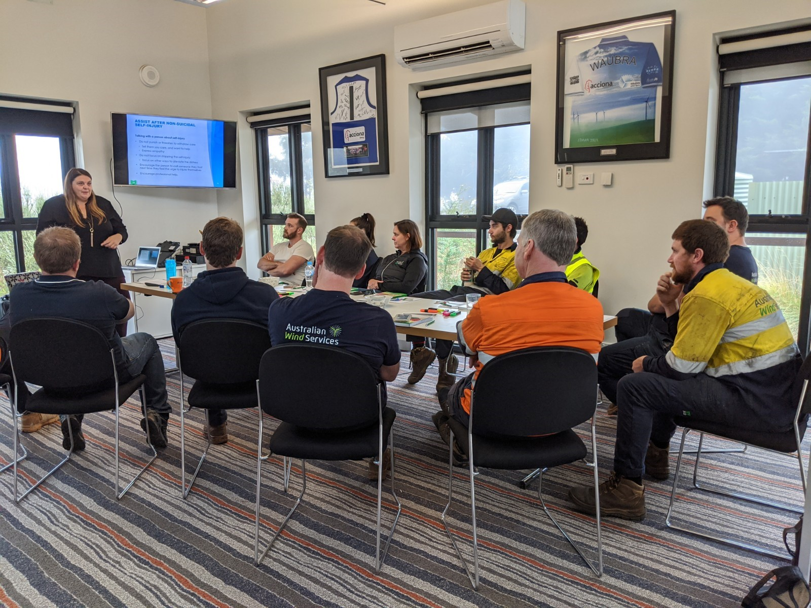 Mental Health First Aid Training Waubra